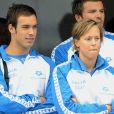 Federica Pellegrini, installée à Paris avec son boyfriend Luca Marin, s'entraîne avec Philippe Lucas depuis le 3 février 2011. Et avec son ancienne rivale Laure Manaudou, aucun problème entre elles : elle prend même des nouvelles de sa Manon !