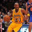 Kobe Bryant, légende vivante de la NBA et heureux père de famille avec sa femme Vanessa, est devenu à 32 ans le 6e meilleur marqueur de la NBA.