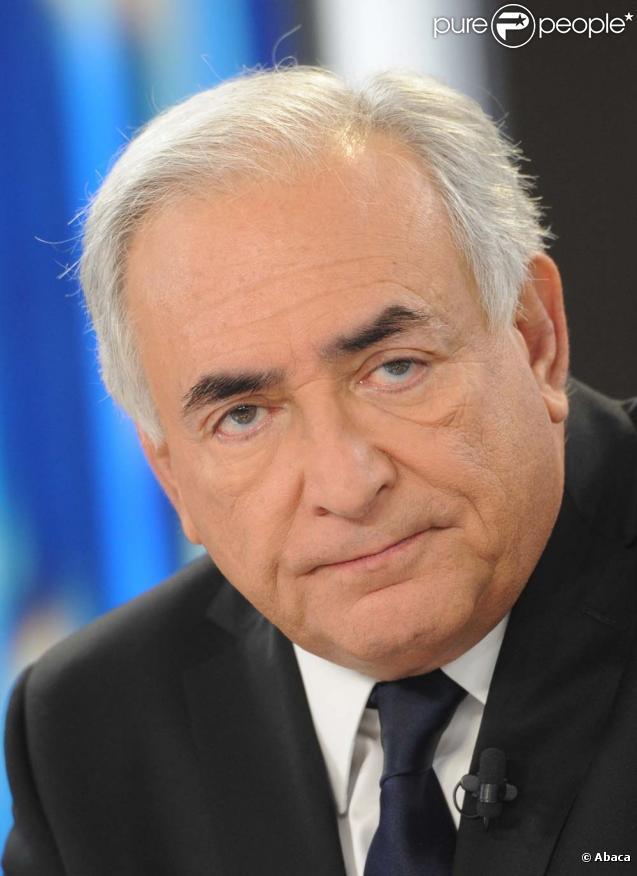 Dominique Strauss-Kahn, France 2, le 20 février 2011