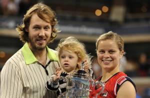 Kim Clijsters voit sa fille Jada grandir et évoque l'avenir :