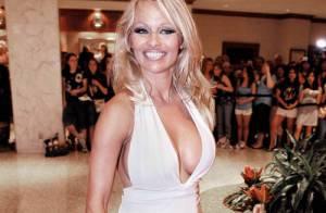 PHOTOS : Pamela Anderson très Marilyn Monroe...