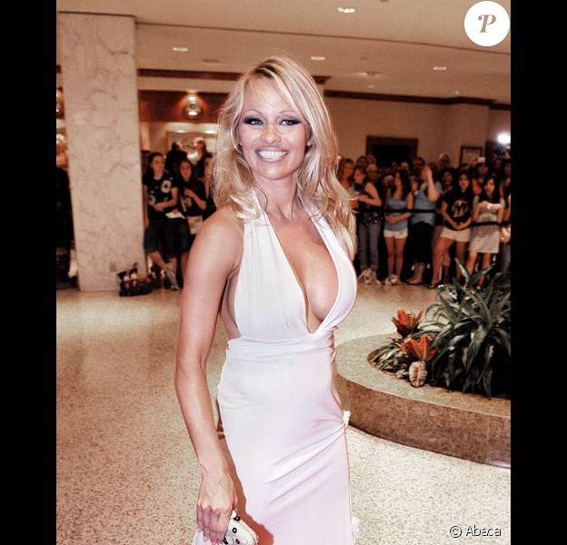Pamela/ Marilyn Anderson au gala organisé par les correspondants à la Maison Blanche