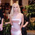 Donatella Versace au gala organisé par les correspondants à la Maison Blanche