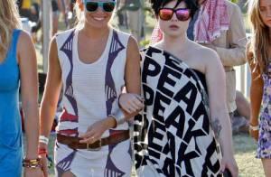 PHOTOS : Sienna Miller et Kelly Osbourne : Non mais c'est quoi ce look ?