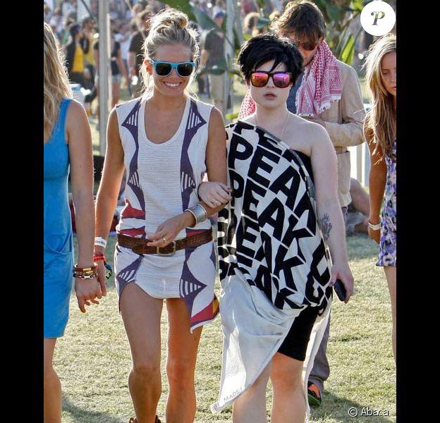 Sienna Miller et Kelly Osbourne