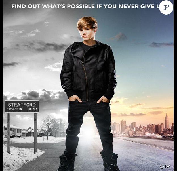 Justin Bieber - Never say never, février 2011