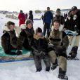 Du 18 au 23 mars 2011, le prince Joachim et la princesse Marie de Danemark, avec leurs deux grands enfants Nikolai et Felix, profitent enfin d'un cadeau reçu en 2008 pour leur mariage : une lune de miel au Groenland !