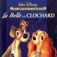 La Belle et le Clochard dans le Disney éponyme