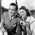 """Humphrey Bogart et Ingrid Bergman dans  Casablanca  """