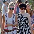 Les stars se lâchent au festival de Coachella !