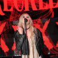 Taylor Momsen en concert privé au VIP ROOM THEATER de Jean-Roch, le 25 mars 2011
