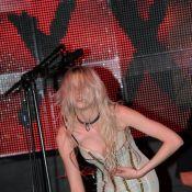 Taylor Momsen : Après avoir déshabillé une de ses fans, elle enflamme Paris !