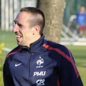 Ribéry s'écroule à l'entraînement : ridicule, mais même pas mal !