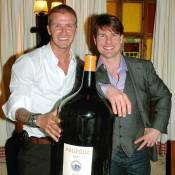 David Beckham et Tom Cruise : Pause sportive avec leurs fils !