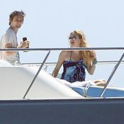 Kate Hudson : Sur un yacht, elle profite de sa grossesse avec ses amours !
