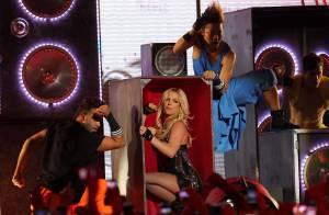 Britney Spears reprend goût à la scène... et collabore avec Jackass !