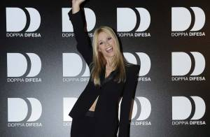 Michelle Hunziker : Au placard ses tenues extravagantes, place au black sexy !