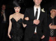 Dita Von Teese : au bras de son prince charmant, elle croise son ex !