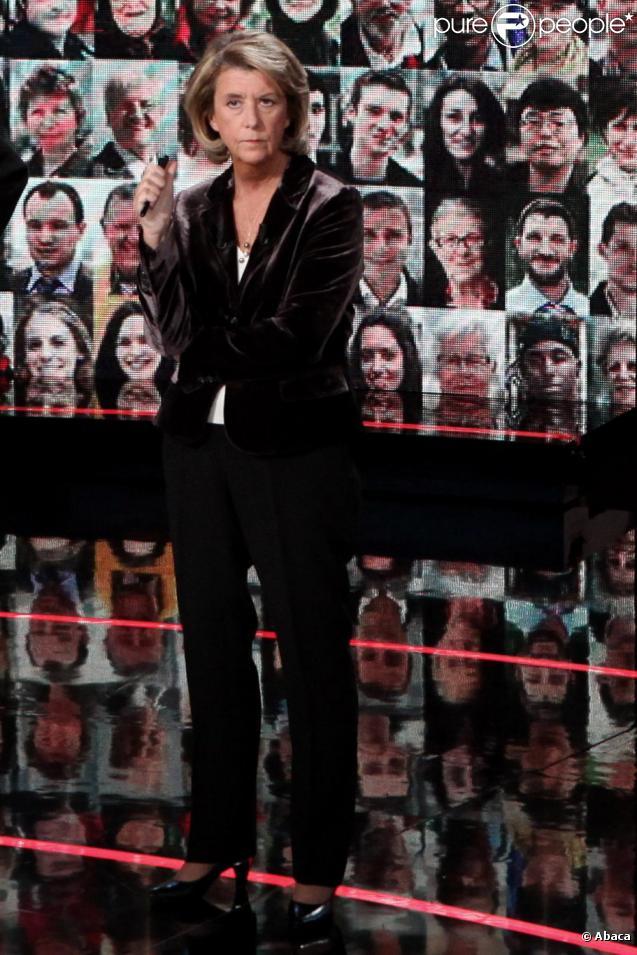 Arlette Chabot, Paris, le 14 octobre 2010