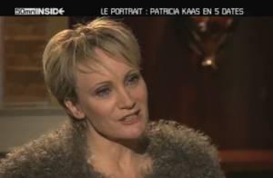 50 minutes inside : Patricia Kaas évoque ses premières années de gloire !