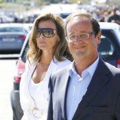 """Valérie Trierweiler, compagne de François Hollande : """"Je le rends heureux !"""""""