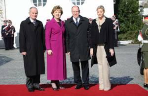 Albert de Monaco et Charlene en Irlande, 50 ans après Rainier et Grace !