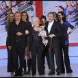 Le casting invité à Vivement Dimanche pour la promotion du film La Croisière, diffusé le 6 avril 2011 (diffusé le 10 avril 2011)