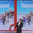 Emission spéciale de Vivement Dimanche pour la promotion du film La Croisière, diffusé le 6 avril 2011 (diffusé le 10 avril 2011)