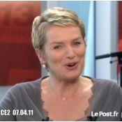 Elise Lucet : Un terrible lapsus sur Jean-Louis Borloo et... l'alcool !