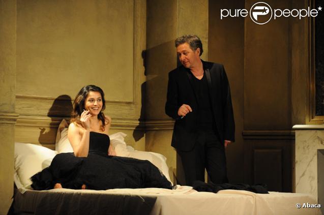 Anne Charrier et Nicolas Briançon dans Au moment de la Nuit