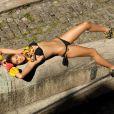 Guisela Rhein pour la marque de maillots de bain Salinas, 2011
