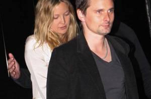 Kate Hudson, enceinte, soutient son amoureux en première partie de U2 !