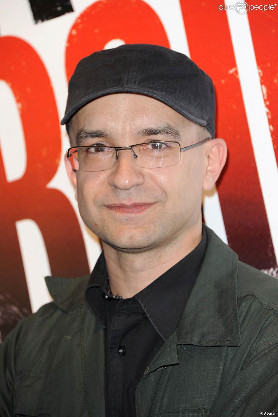 Le réalisateur Eric Valette à la projection du film La proie, au cinéma UGC Bercy. 12 avril 2011. - 595917-le-realisateur-eric-valette-a-la-950x0-2