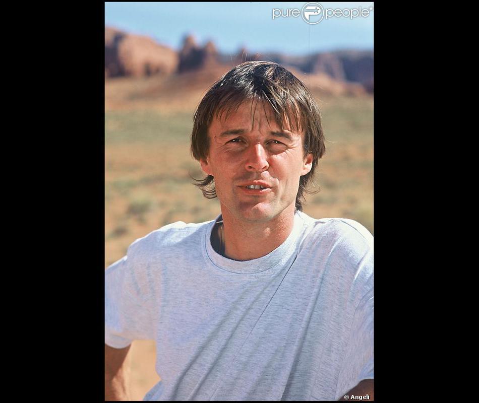nicolas hulot au botswana pour la fondation ushuaa en 1995 - Nicolas Hulot Mariage