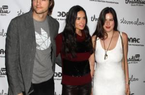 Demi Moore et Ashton Kutcher: Amoureux et engagés contre la violence sexuelle...