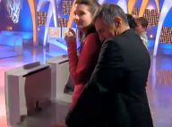 Nagui : Il se lâche et offre une danse sensuelle à une candidate de son jeu !