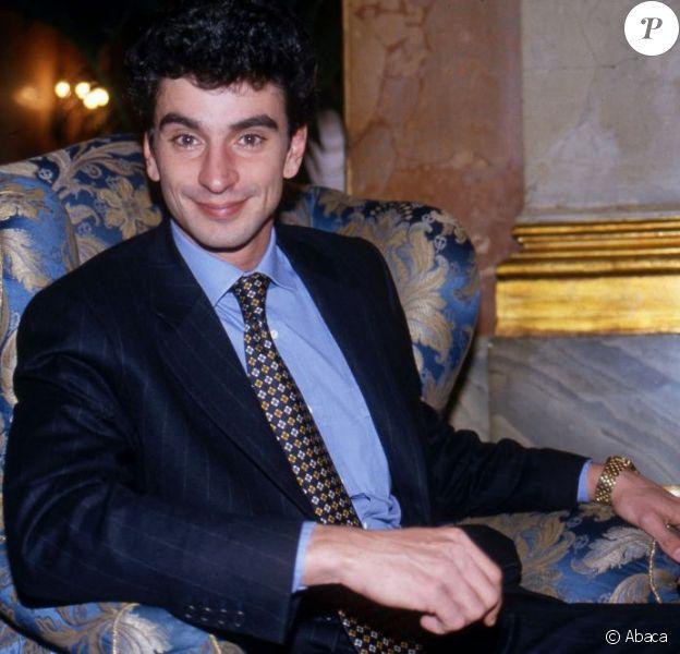 Pietro Ferrero, PDG italien de Ferrero en 1995
