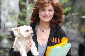 Susan Sarandon : Un tournage plein de bonne humeur avec Richard Gere !