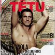 La couverture de  Têtu  du mois de mai 2011.