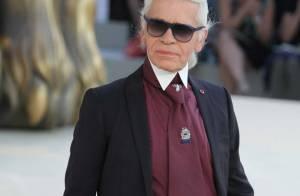 Karl Lagerfeld lance un nouveau parfum... ou pas !