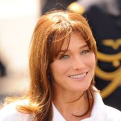 Carla Bruni : Elle est enfin enceinte !