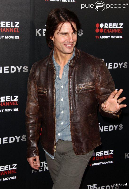 Tom Cruise en mars 2011