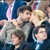 Shakira : Baisers enflammés avec son Gerard Piqué ! La preuve !