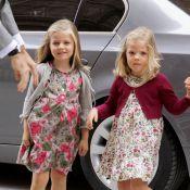 Letizia d'Espagne : Ses adorables fillettes lui volent la vedette !