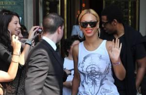 Beyoncé et Jay-Z : Ils quittent enfin Paris, après une semaine de rêve !