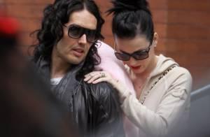 Katy Perry : Son chéri Russell Brand est son homme à tout faire !