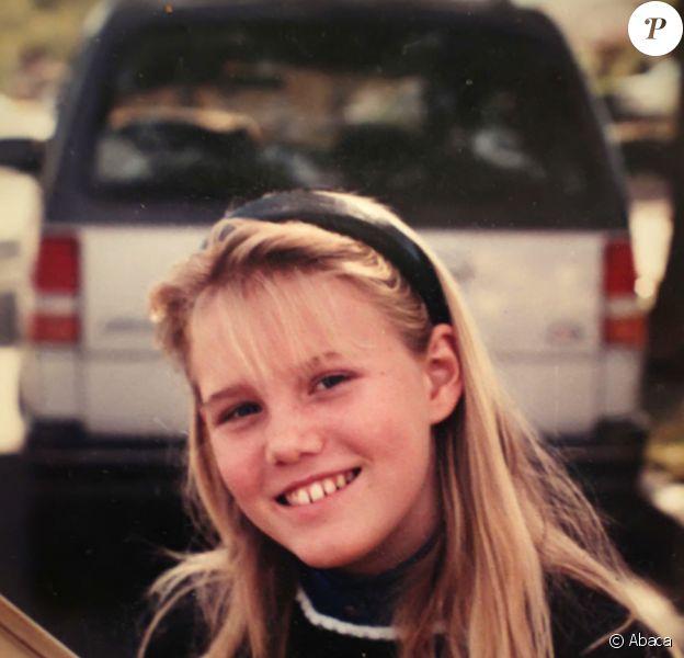 Jaycee Dugard, avant son enlèvement en 1991
