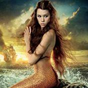 Pirates des Caraïbes 4 : Astrid Berges-Frisbey en sirène dénudée...