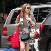 Amy Adams : La ravissante actrice prend du poids... comme son bébé !