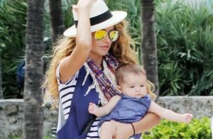 Paulina Rubio : Une jeune maman sexy qui a déjà retrouvé la ligne !